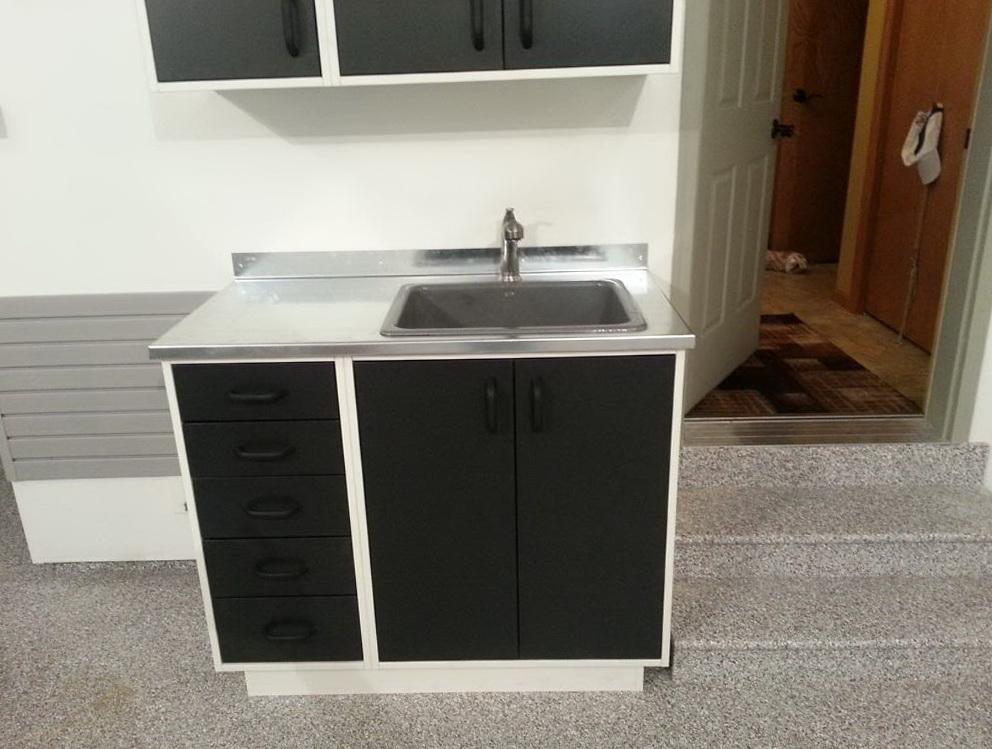 Utility Sink Cabinet Garage