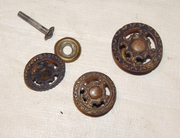Vintage Cabinet Knobs And Pulls
