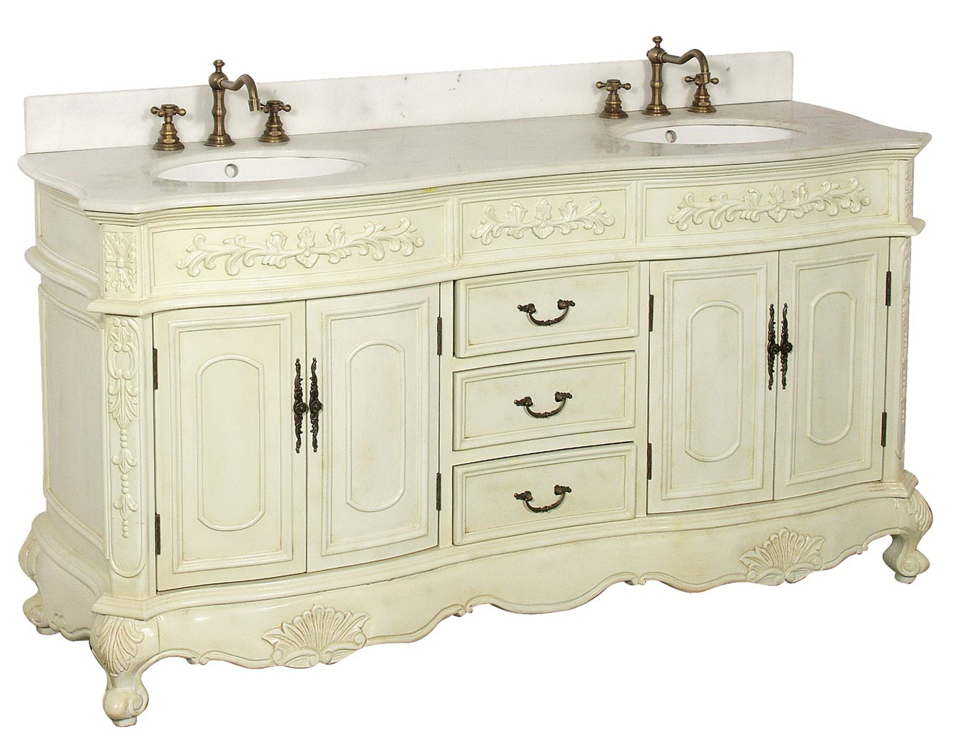 Vintage Vanities For Bathrooms