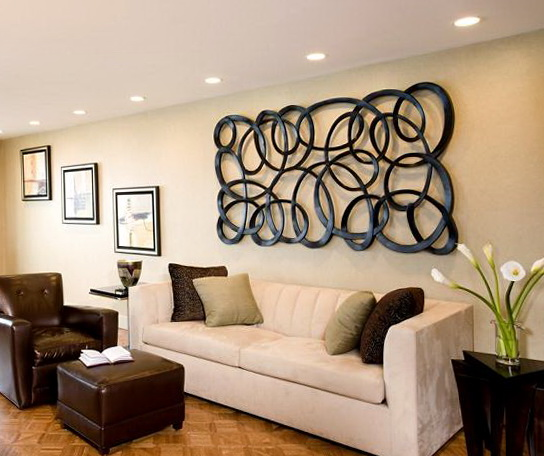 Wall Decorating Ideas For Living Rooms