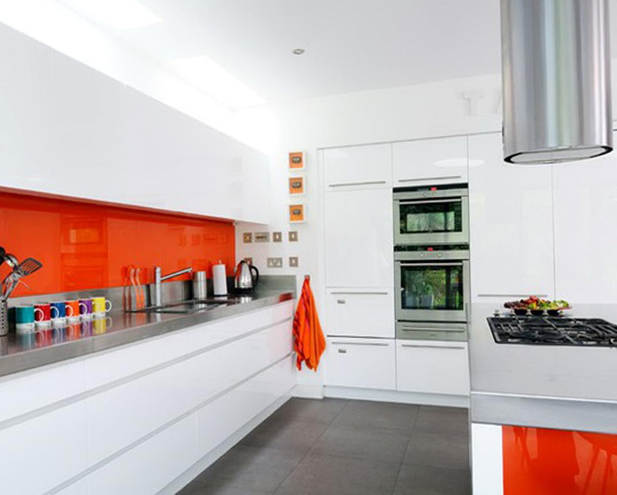 White Kitchen Ideas 2013