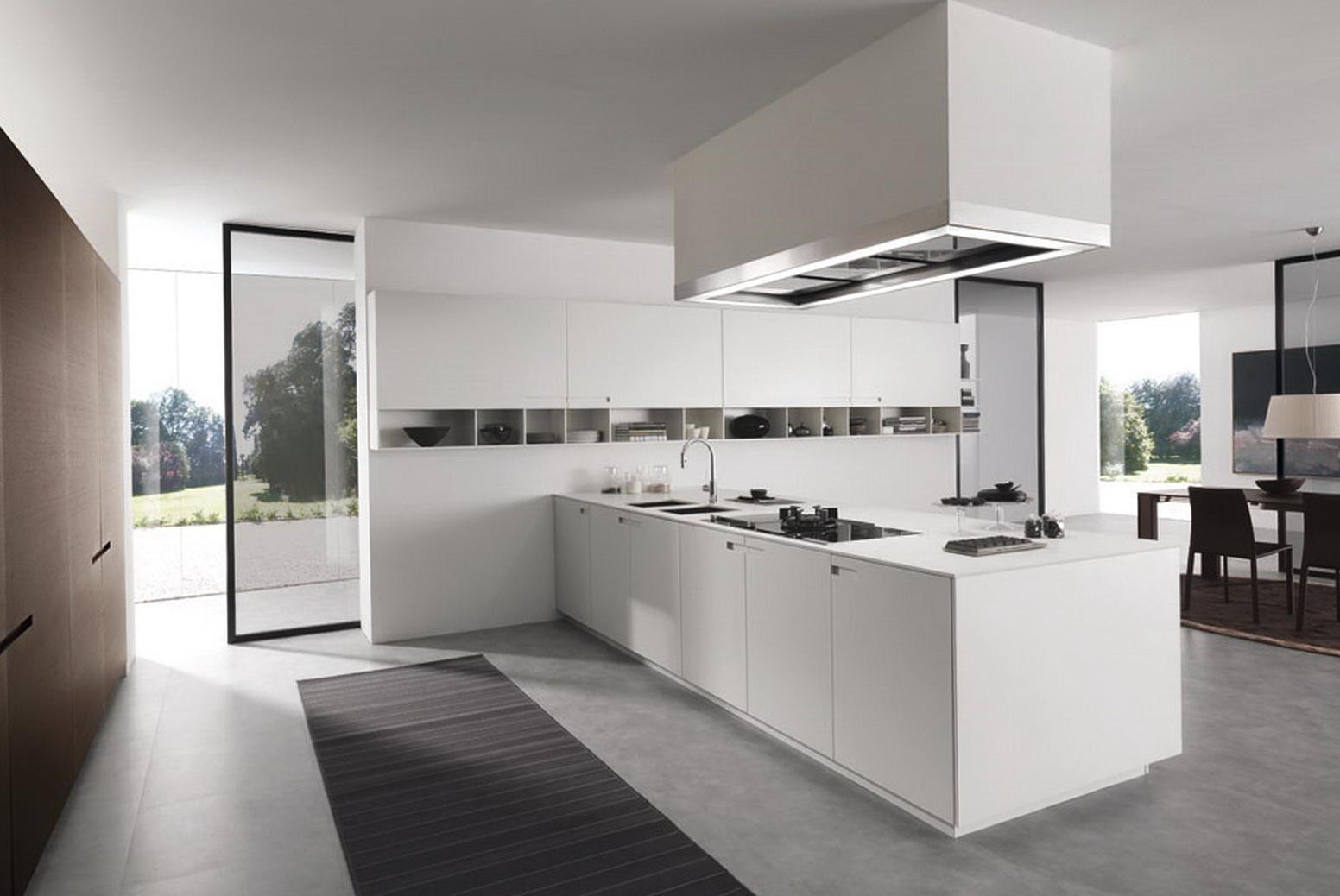 White Kitchen Ideas Modern
