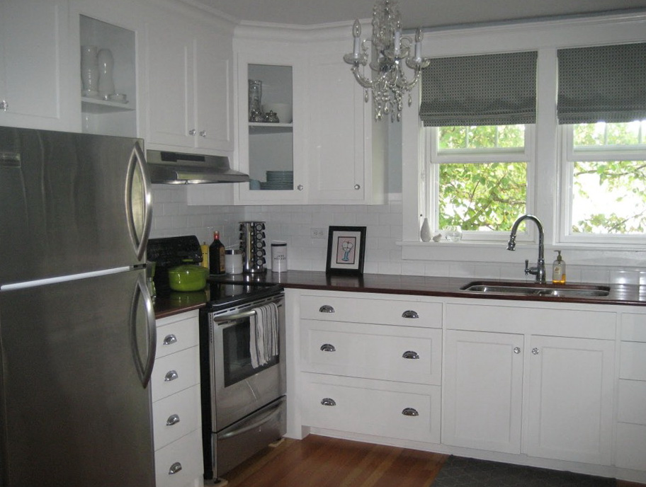 White Subway Tile Kitchen Backsplash Pictures