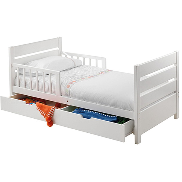 White Toddler Bed Target
