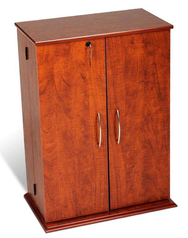 Wood Dvd Storage Cabinet
