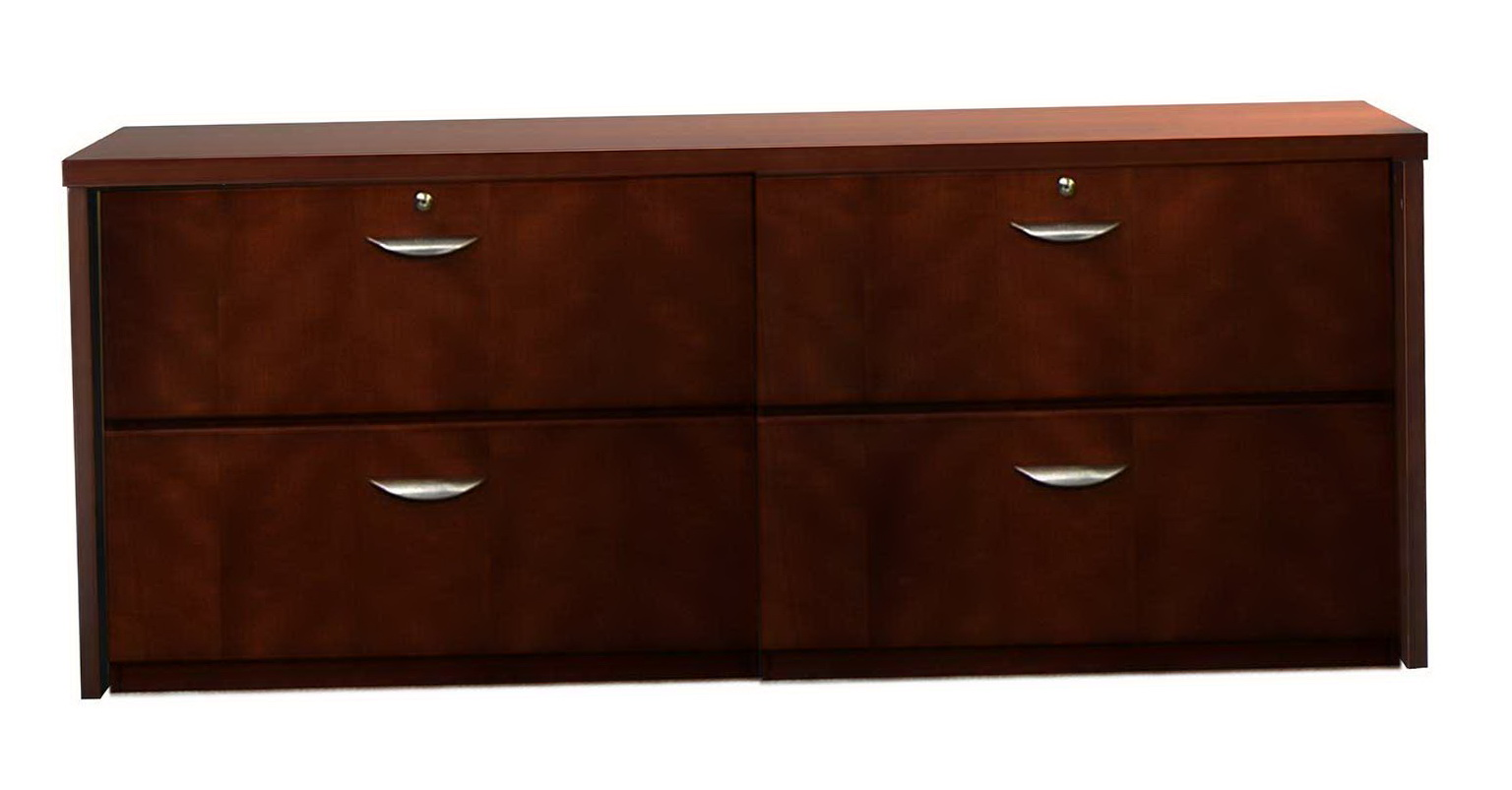 Wood File Cabinets For The Home