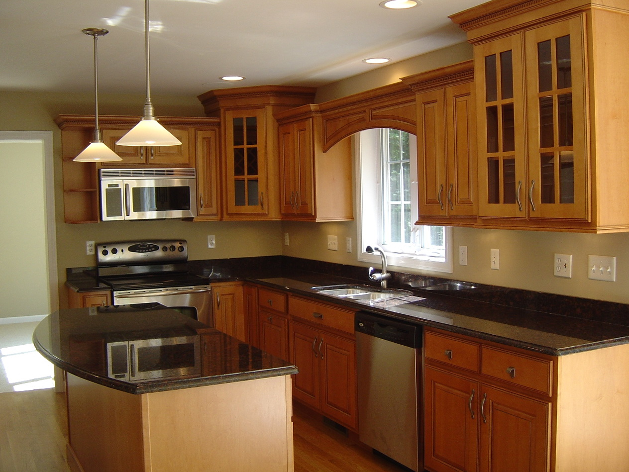 Wood Kitchen Design Gallery