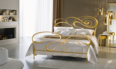 Wrought Iron Bed Frames For Sale