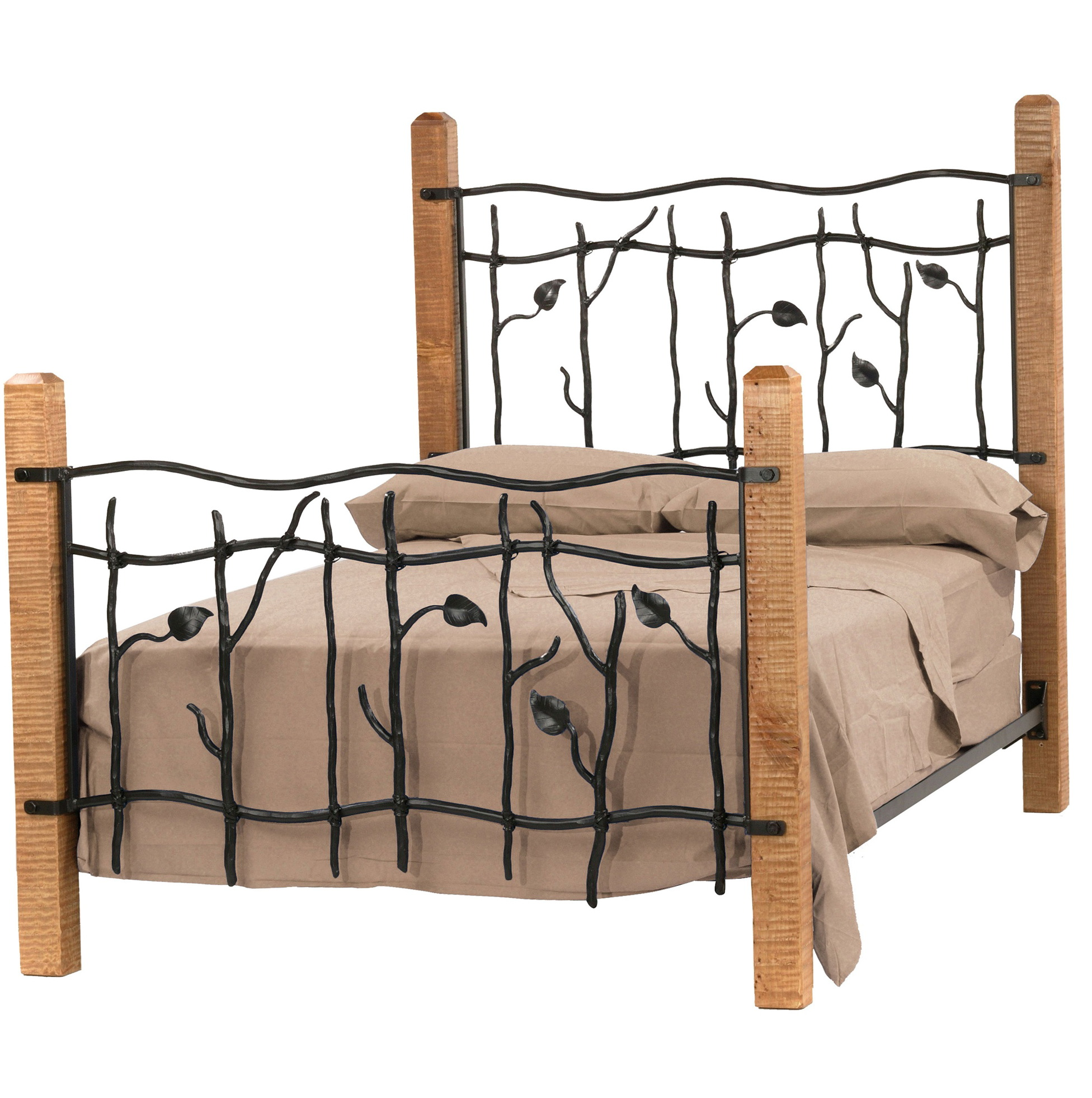 Wrought Iron Bed Frames Full