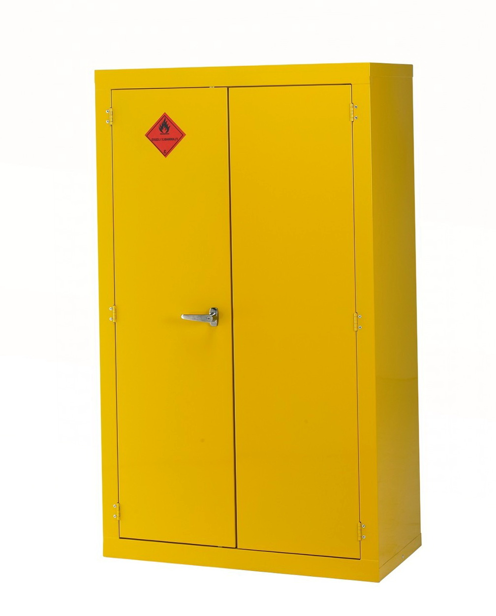 Yellow Flammable Storage Cabinet