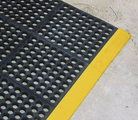 Yellow Kitchen Floor Mats