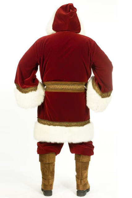 Plus Size Mrs Claus Outfits