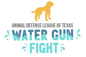 Animal Defense League Of Texas Water Gun Fight Animal