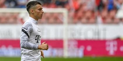 World Cup distant for Van 't Schip regardless of aim Douvikas