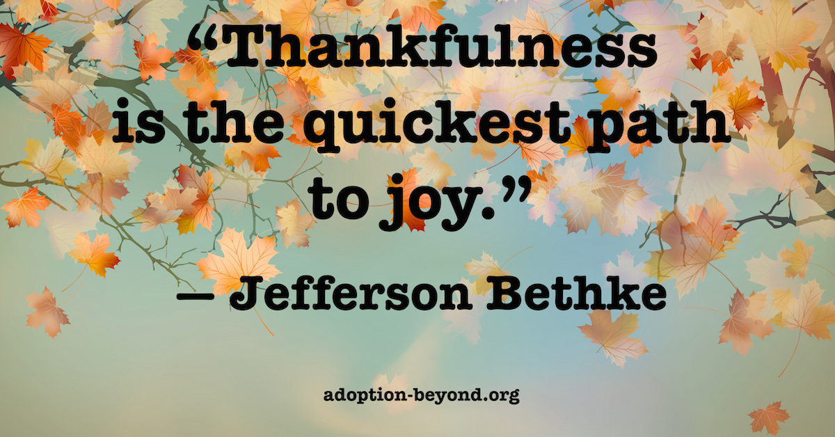 Thankful Blessings Quotes