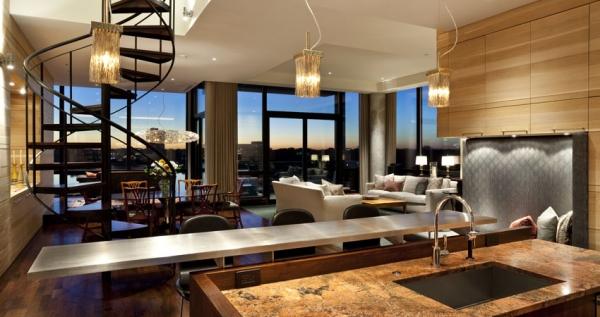 Contemporary Apartment In Minneapolis Adorable Home