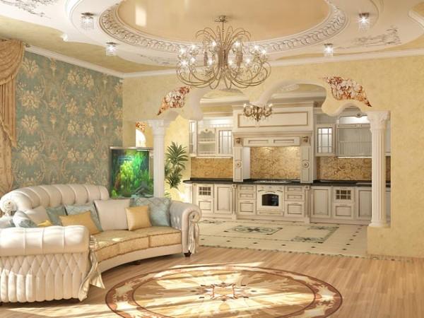 Neo Baroque House Adorable Home