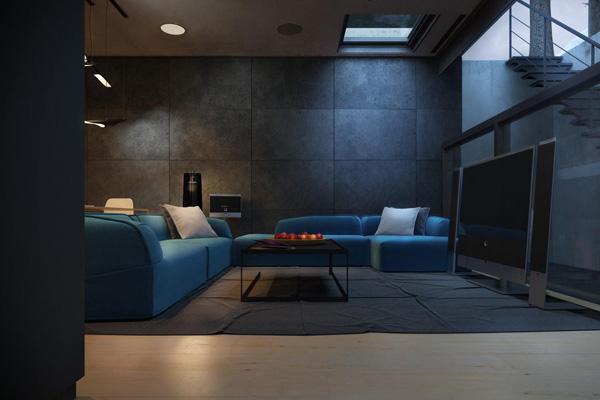 Luxury Home Office Design Ideas