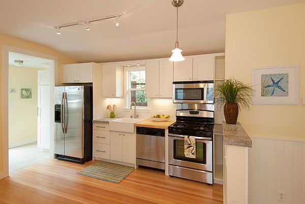 Kitchen Design Appliance Placement