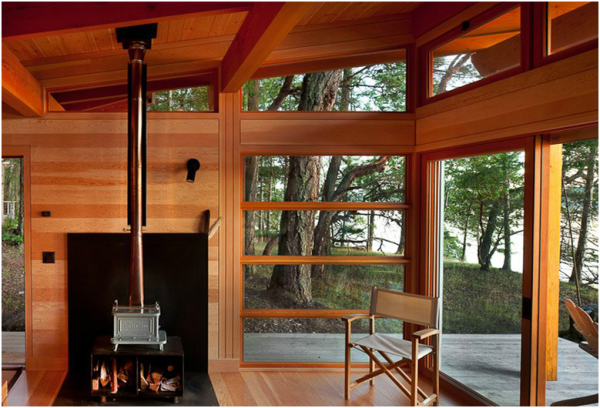 This Timber Home Provides The Perfect Summer Retreat