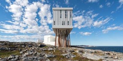 Fogo Island Inn: When Modern Innovation & Culture Touch ...