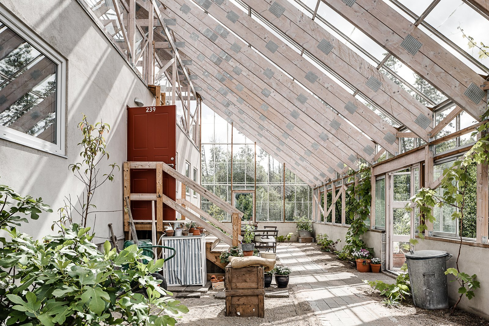 Sweden S Eco Luxury Greenhouse Home Adorable Home