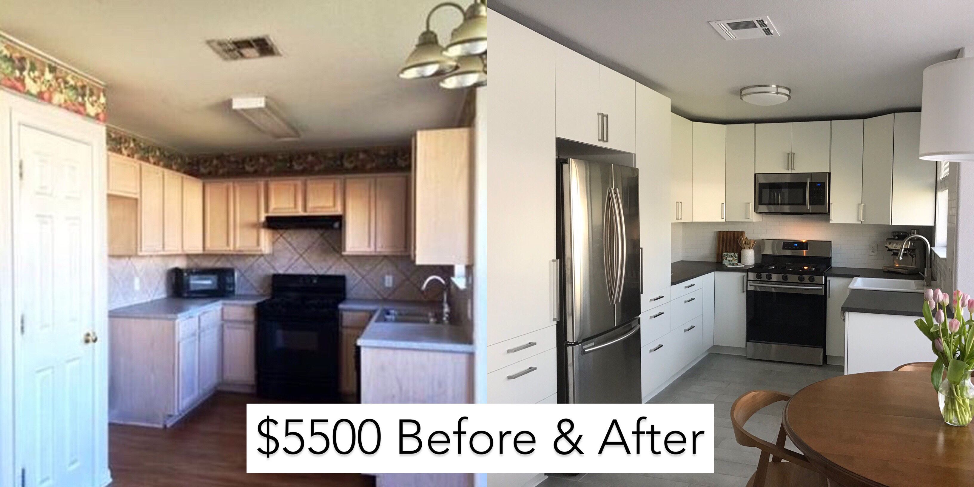 Total Kitchen Renovation Cost