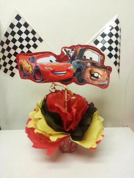 Birthday Theme Centerpieces Adrianas Creations