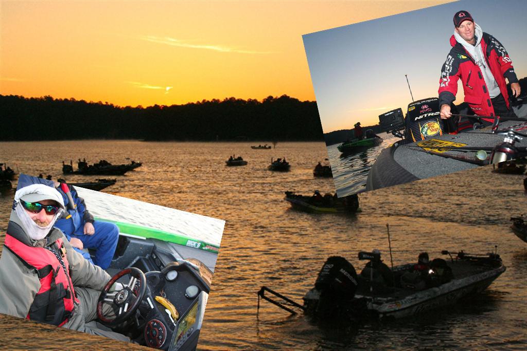 Gibson Reservoir Fishing