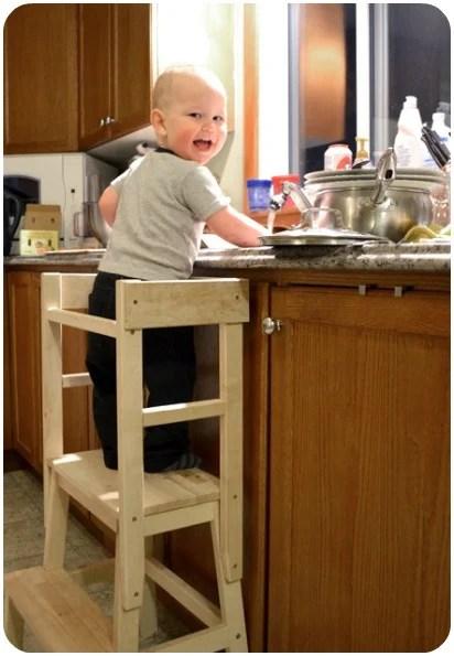 Best Kitchen 1 Year Old