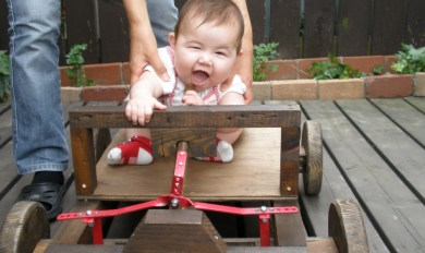 Wooden Go Kart Steering | Wooden Thing