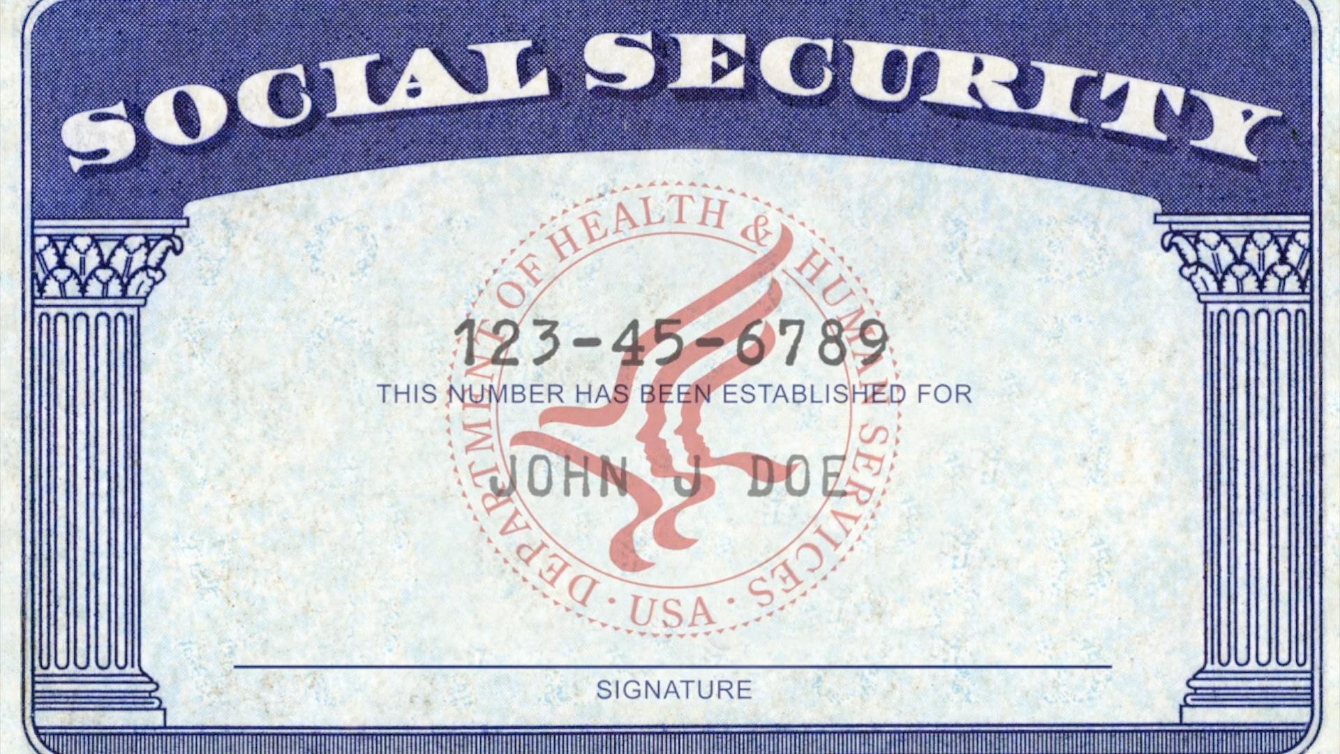 Plan Id Insurance Card