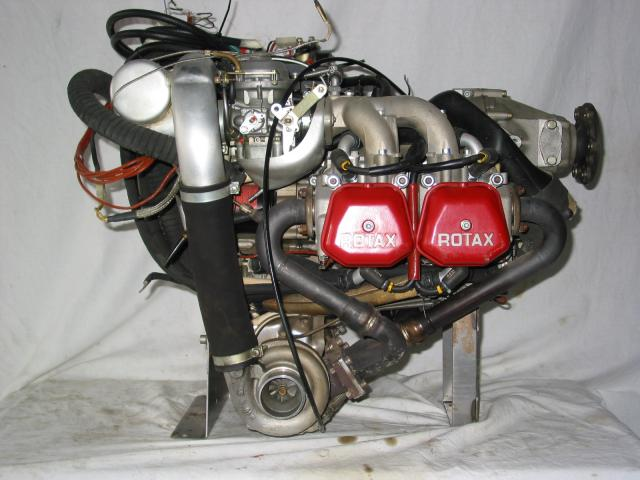 Rotax 914 Turbo Aircraft Engine