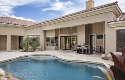 Indoor-Outdoor Living in Cave Creek