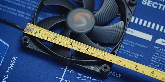 Bilgisayar kasası için fanın boyutu nasıl belirlenir