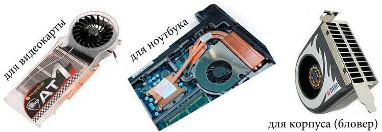Çeşitli cihazlar için santrifüj soğutma sistemleri