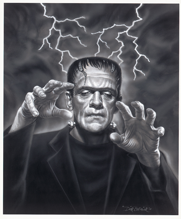 Frankenstein by Mary Shelley | Aging Capriciously