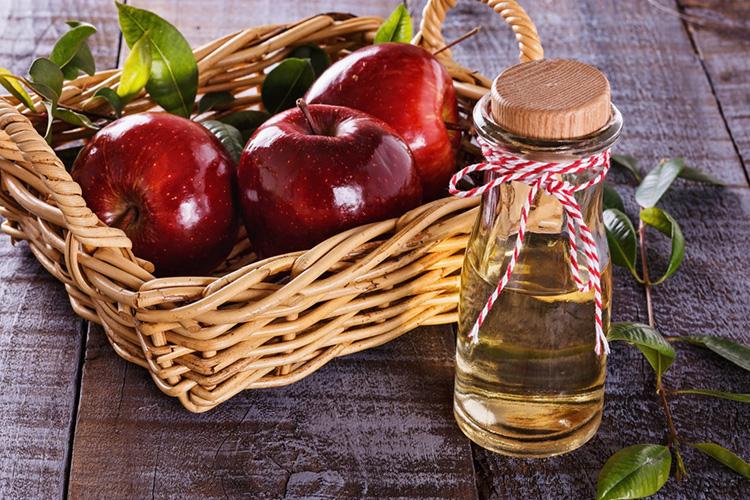 Apple etikka - Terveys Elixir kotona: Reseptit ja sovellusmenetelmät