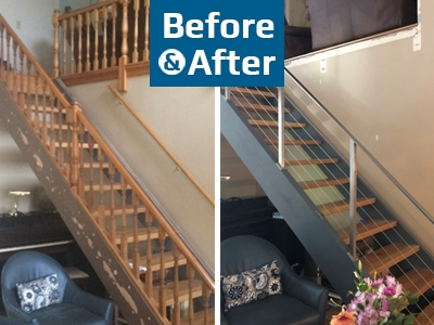 Blog Page 6 Of 24 Agsstainless Com | Diy Interior Cable Railing | Front Step | 42 Inch | Modern | Wire | Low Cost