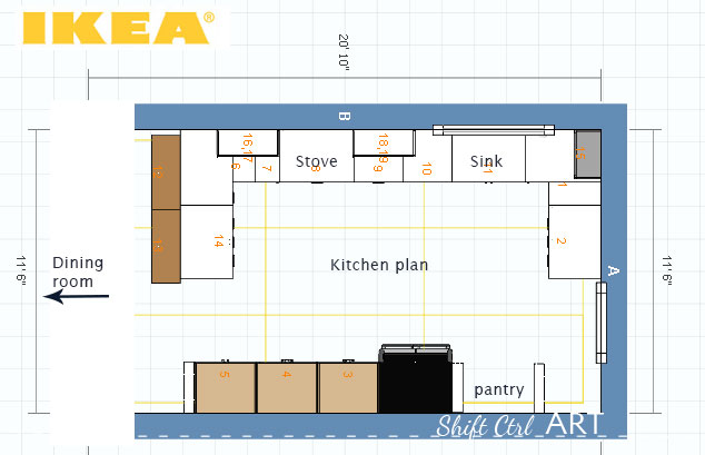 Kitchen Layout Tool Lowes