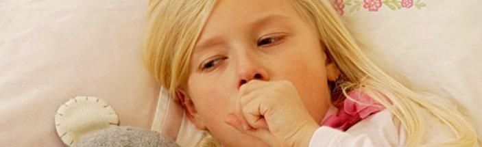 Gyermek száraz köhögés