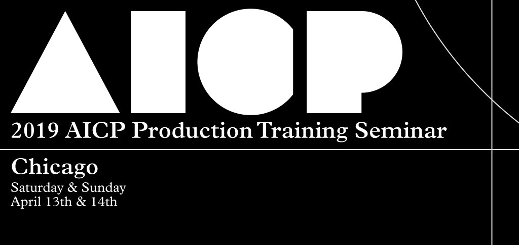 AICP - AICP Production Training Seminar in Chicago: April ...