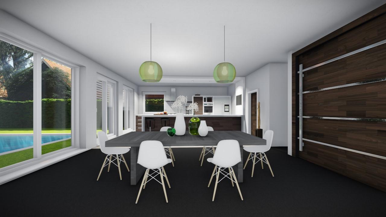 Innendesign Moderner Wohnraum Aig Design
