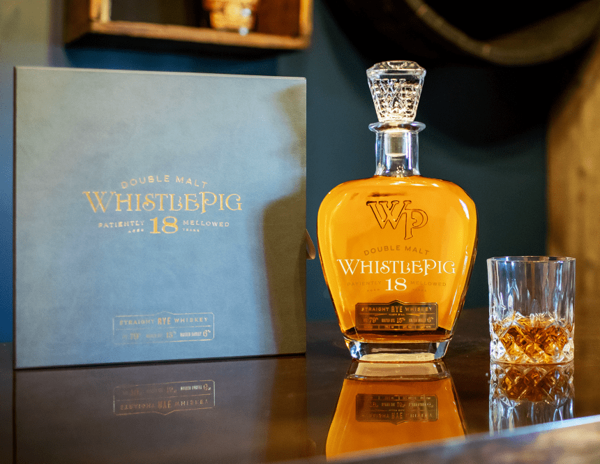 Whistlepig Unveils Its Oldest Whiskey To Date Airows