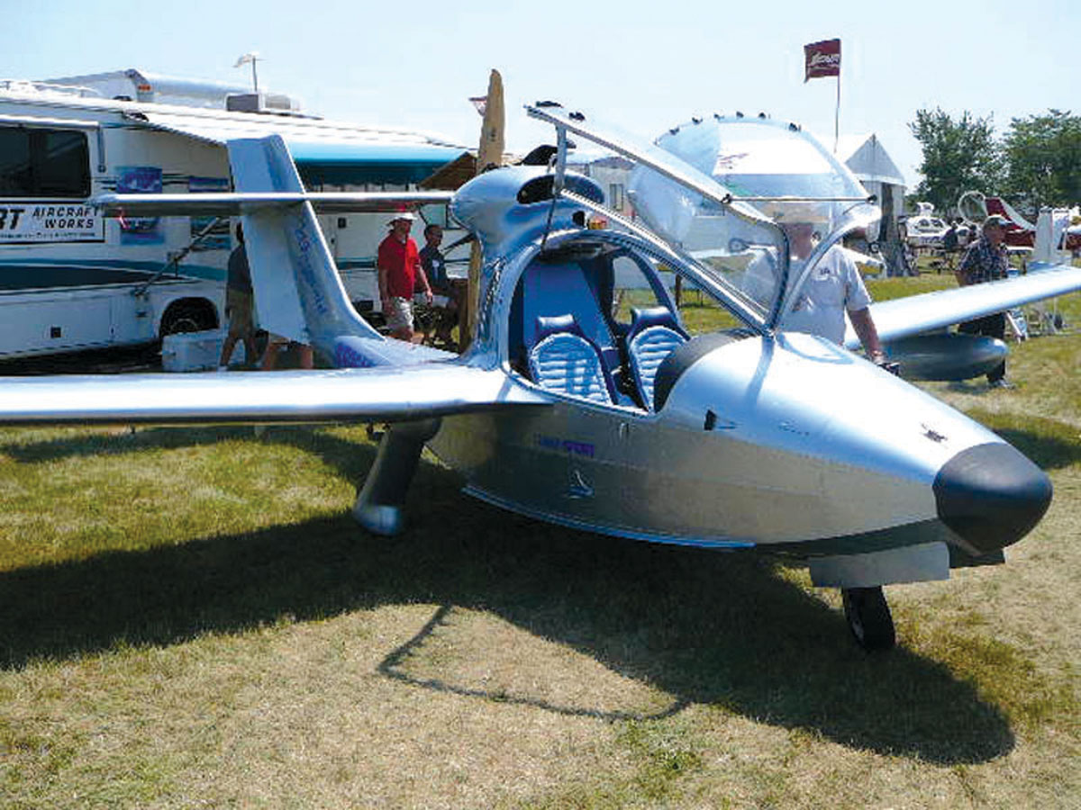 Experimental Light Sport Aircraft