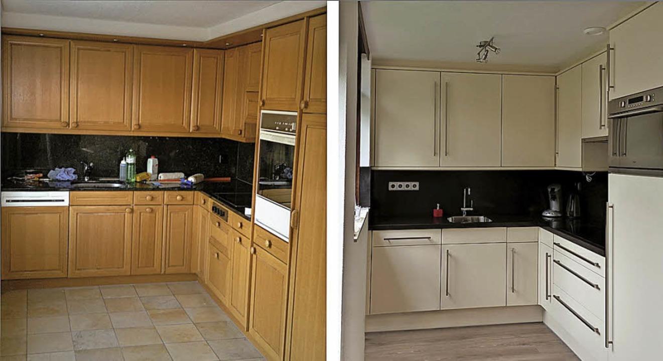 Küchen einfach modernisieren - Anzeige - Badische Zeitung