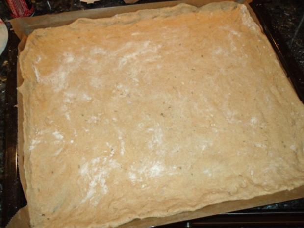 Fluffiger Pizzateig Rezept Mit Bild Kochbar De