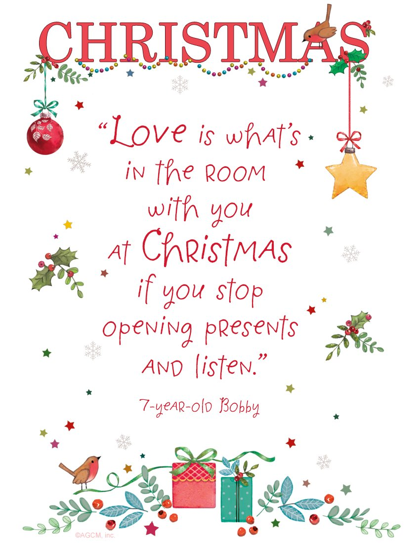 Christmas Card Sayings Quotes & Wishes | Blue Mountain