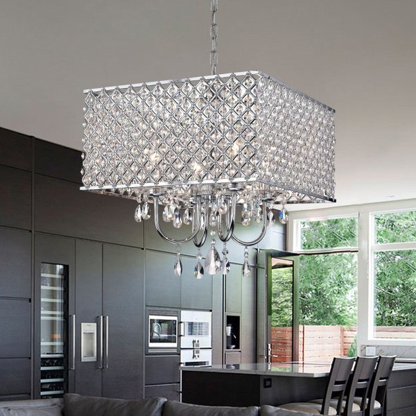 crystal chandelier # 75