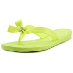 3c98190d35fa Shop Guess Women s Tutu 8 Bow Embellished Flip Flops Free Shipping